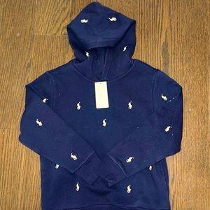 Ralph's Lauren hoodie